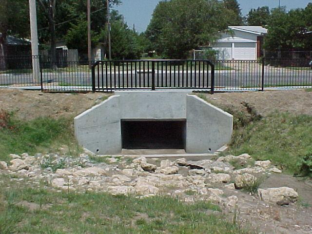 Fabrique Drainage Channel and Storm Sewer Improvements, Wichita, Sedgwick County, Kansas