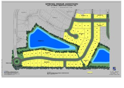 Planned Unit Development Plans, Platting and Zoning, Wichita-Sedgwick County Metropolitan Area, Kansas